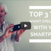 shoot steady video